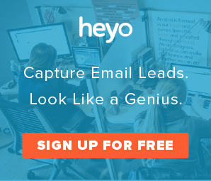Signup for Heyo