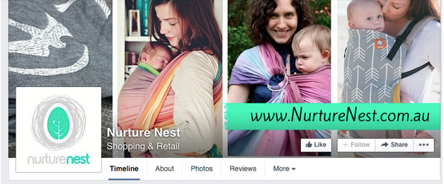 Nurture Nest Facebook Contest