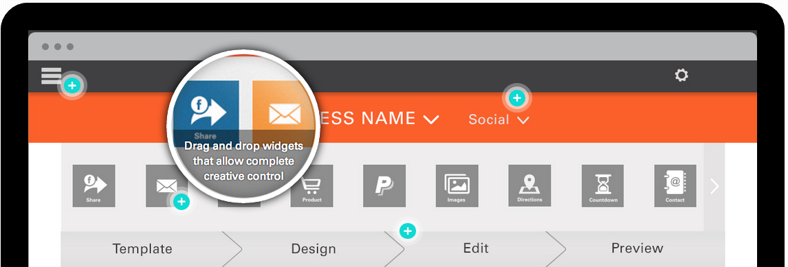 Social, Mobile, and Web Widget Tutorials