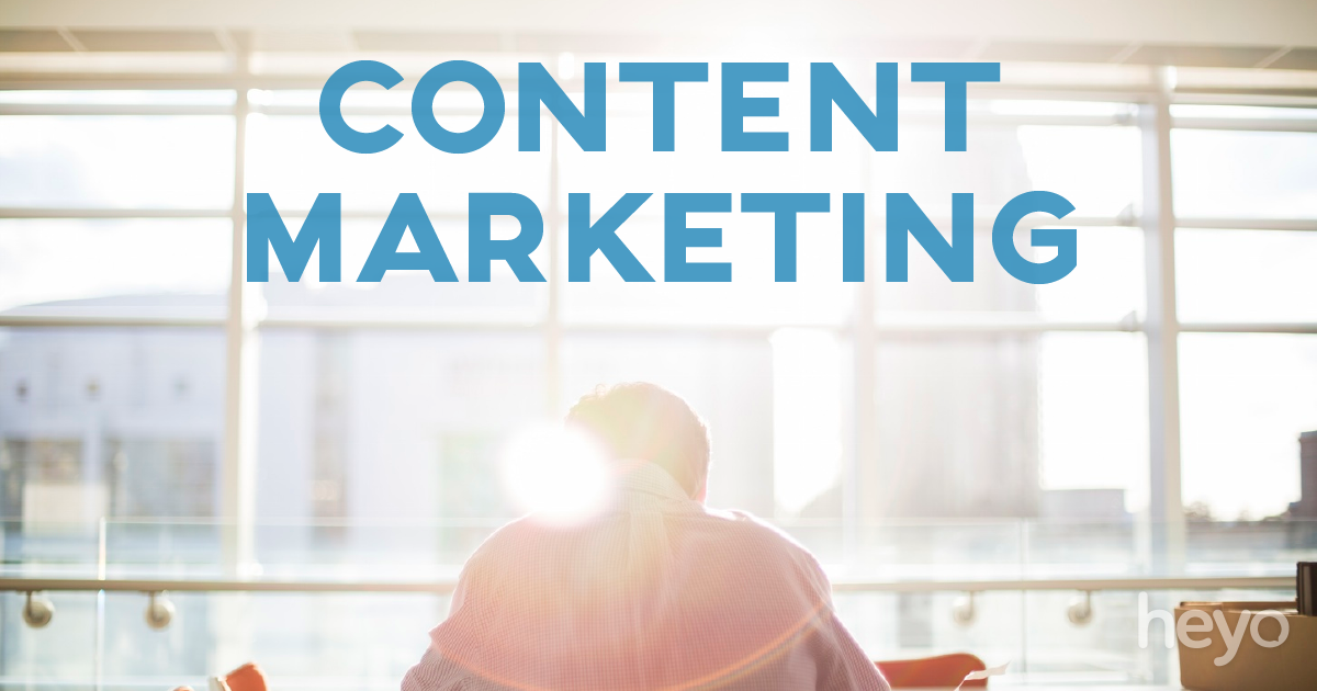 Content marketing metric